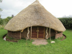 Burdwardsley Outdoor Education Centre roundhouse