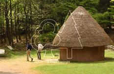 Glentress Forest roundhouse