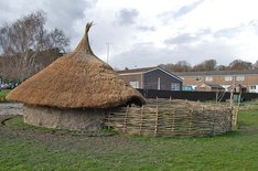 Bovington First School roundhouse